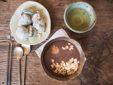 Korean desserts set