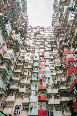 Dense residential building