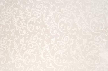 Fabric silk texture, creamy, pale beige