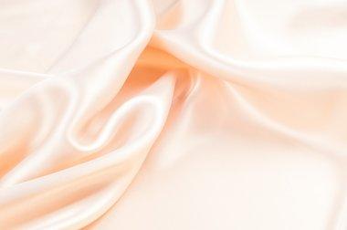 silk background texture. Light beige