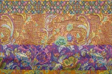 brocade fabric texture