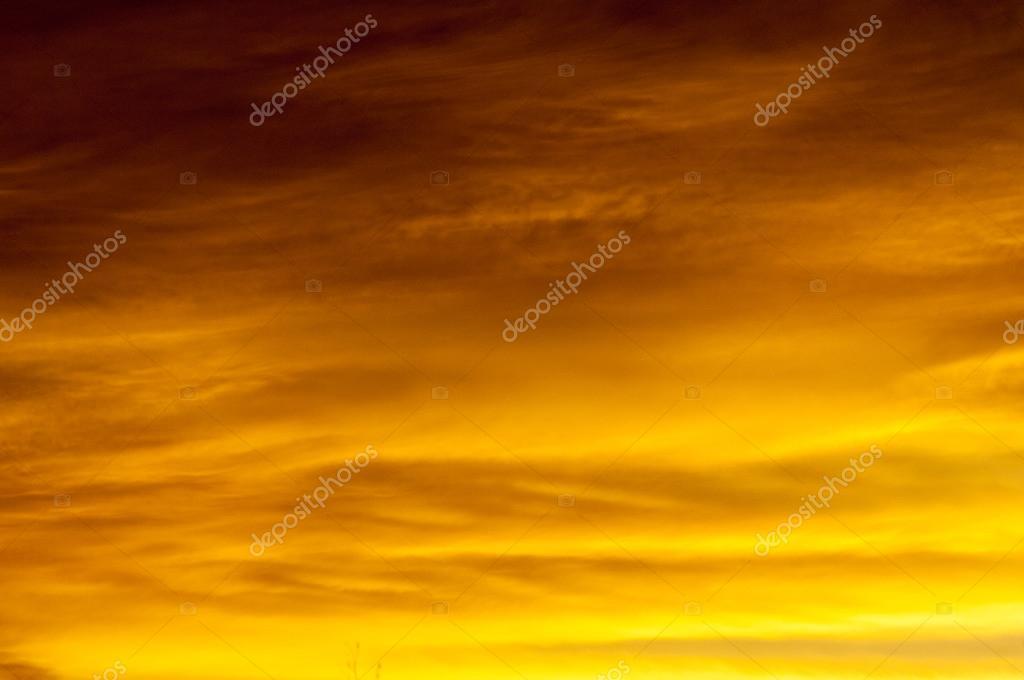 Summer steppe. sunset, sunrise. Fiery Sky a good saver, backgrou