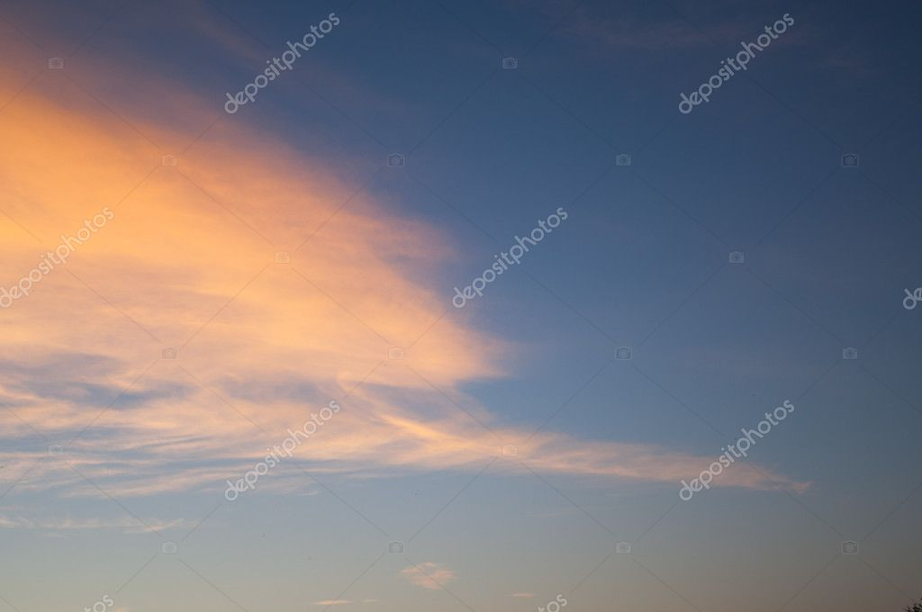 sky clouds texture, background. Dramatic cotton candy sky cloud texture background