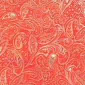 Fényképek Bőr textúra vörös, arany mintával