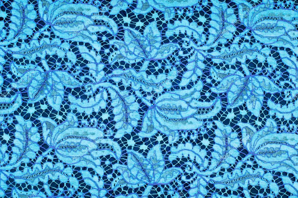 a0b49672940 Textura krajky tkanina. krajka na bílém pozadí studio — Stock fotografie