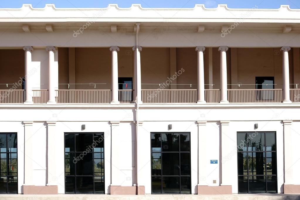 Casa del sud stile foto stock ginton 102990744 for Casa colonica vivente del sud
