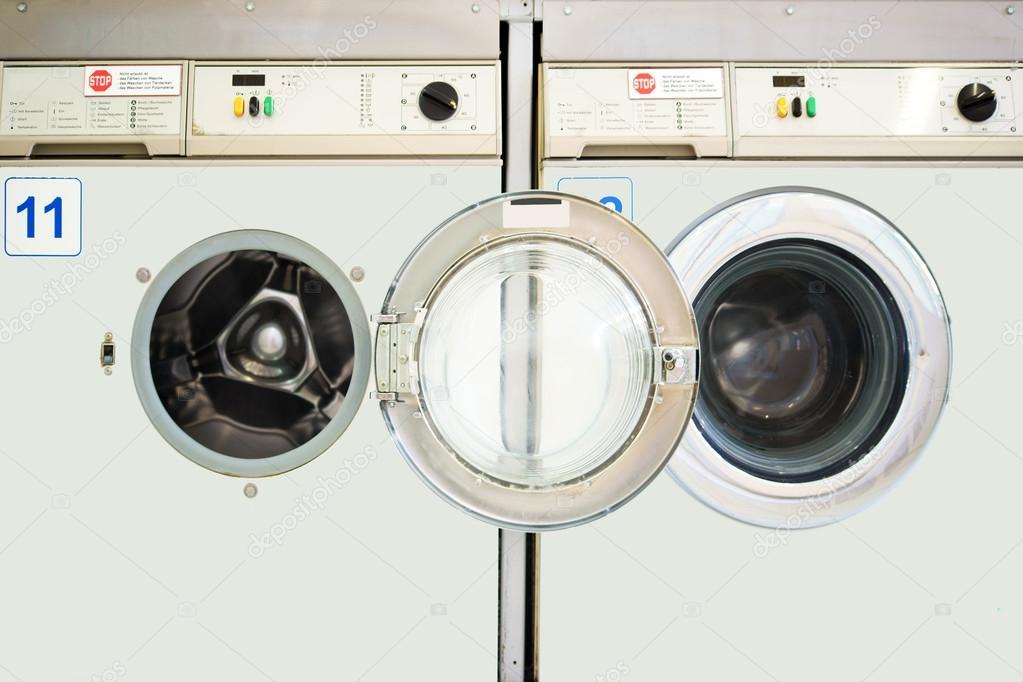 Waschmaschine u stockfoto ginton