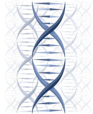 DNA vector background