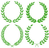 Fotografie Laurel wreath