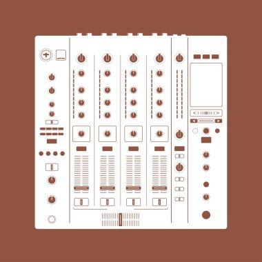 Recording Mixer.