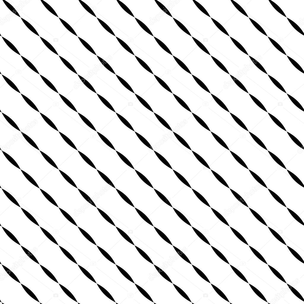 And black diagonal stripes background seamless background or wallpaper - Diagonal Lines Pattern Background Abstract Wallpaper With Stripes Or Curves Grid Lines Texture Cells Repeating Pattern