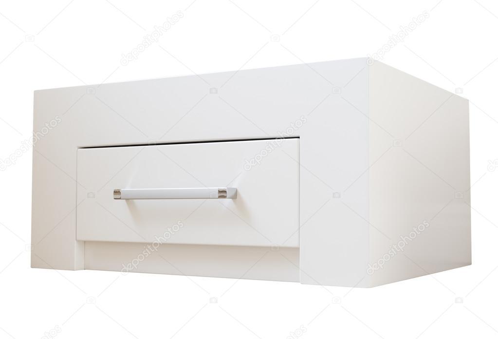 Nieuwe meubels kast met lades u stockfoto kovtunenko