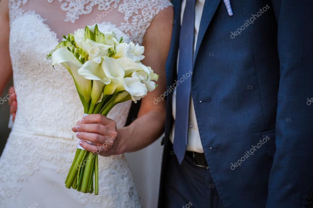 Hochzeitsstrauss Pastell Stockfoto C Pproman 103532772
