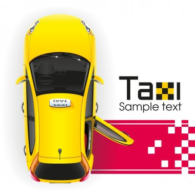 Yellow Taxi on the Red Carpet