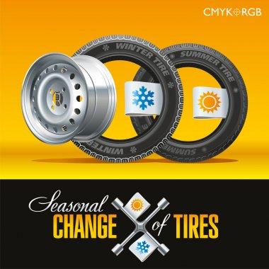 Tire Change Season on the One Wheel