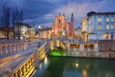 City of Ljubljana.