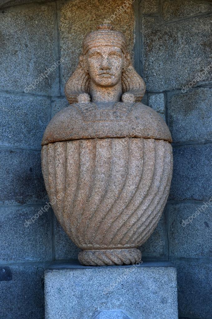 カノプス壺 — ストック写真 © cl...