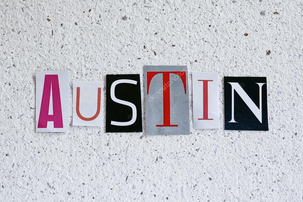 austin word