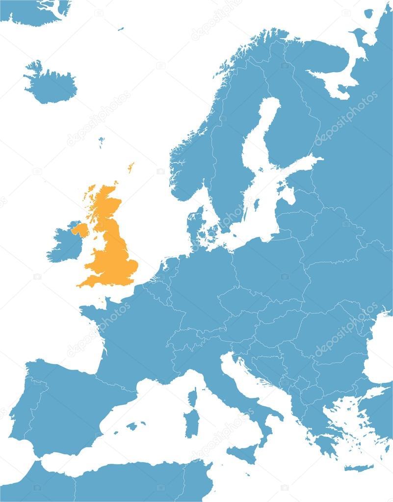 verenigd koninkrijk europa