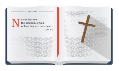 Bible quotes about ability to see the kingdom of God