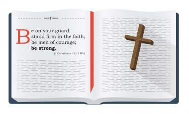 Bible verses about Christian strength