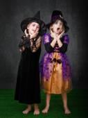 Fotografie Überraschung für halloween