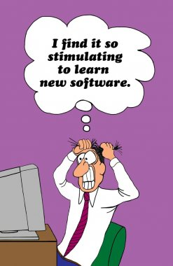 Downloading New Software