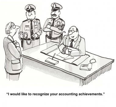 Accounting achievements
