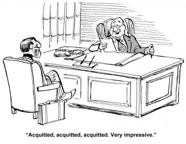 Acquitted applicant