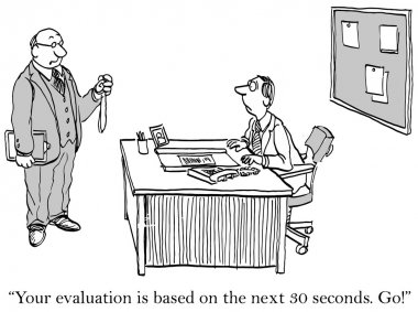 Speedy evaluation