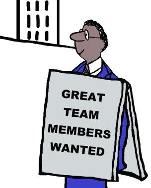 Diversity executive sign