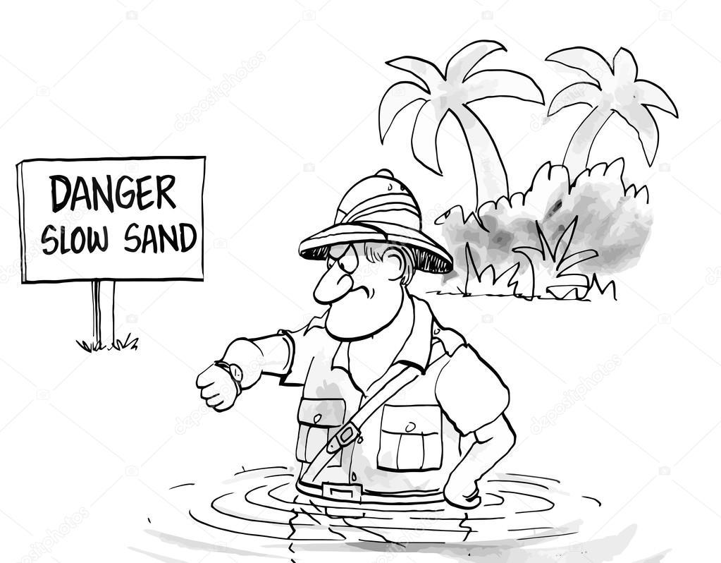 Slow sand