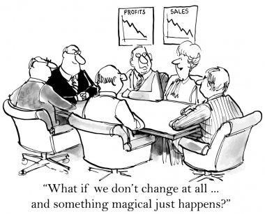 (Vector) Resisting Change