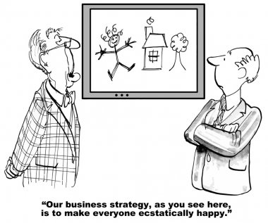 Our business strategy