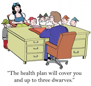 Health plan will cover some dwarves