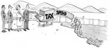 Government Taxes and Spending