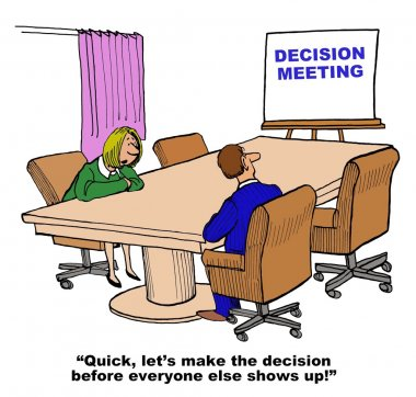 Decision Meeting