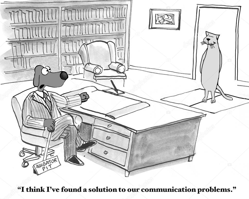 Bildergebnis für kommunikationsprobleme lustig