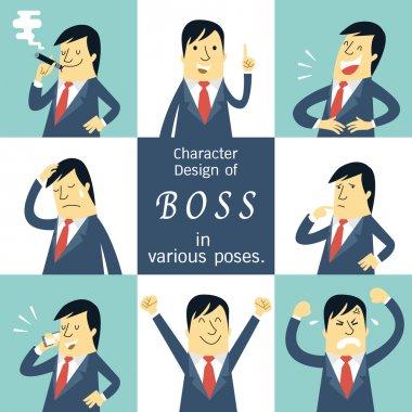 Boss character