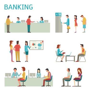 Banking activity