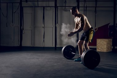 Athlete motivates screaming