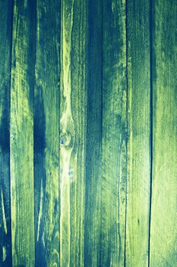 background wooden  green