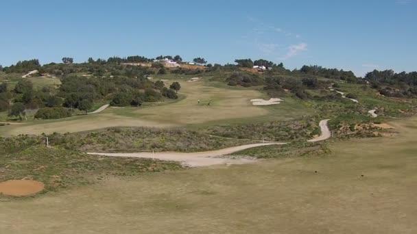 Vzdušné golfové hřiště