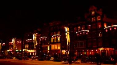 Weihnachten In Amsterdam Holland Stockvideo C Jankranendonk 98566870