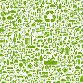 Photo Green eco background