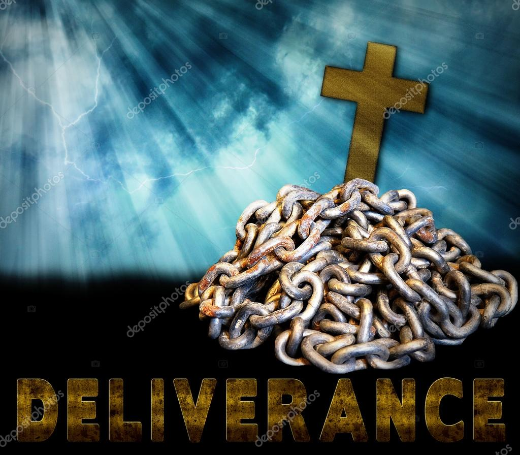 Religious Concept, Deliverance from Sin, Chains