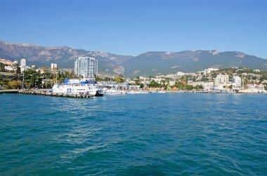 General view of Yalta
