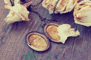 Beautiful old vintage locket