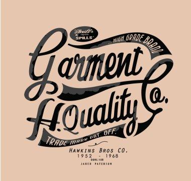 design vintage emblem