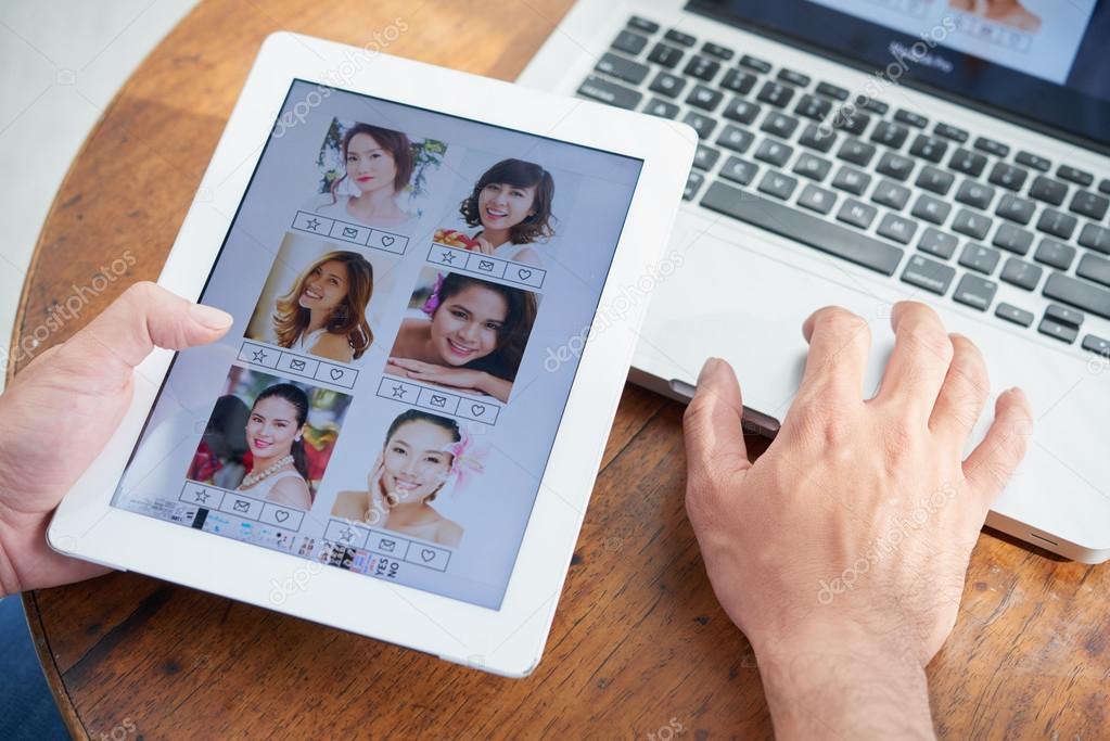 psaní online datování profil muž sexuální aplikace pro Android